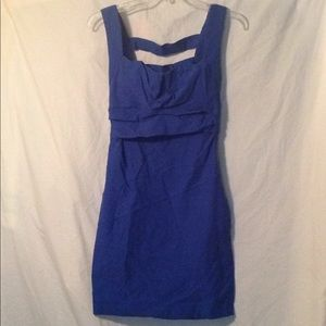 Women's Emerald Sundae electric blue dress size 5